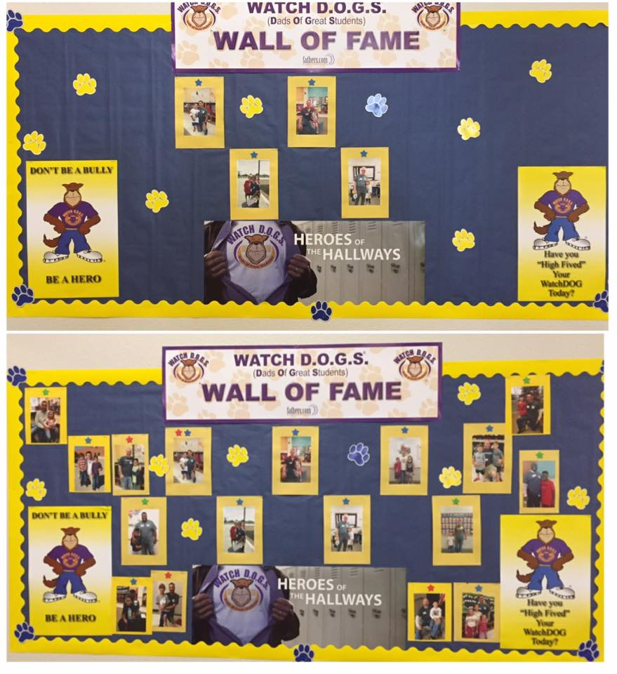 Watch DOGS Wall of Fame